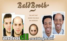 طاس کردن دوستان با BaldBooth v1.6